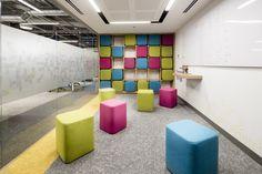 Diseño y construcción Oficinas de PayU - Aei