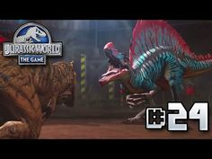 Full-Download] Jurassic Battles T Rex Vs Spinosaurus