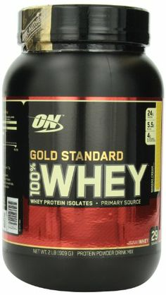 Optimum Nutrition Protéine 100% Whey Gold Standard Banane Crème 908 g | Your #1 Source for Health & Personal Care Products