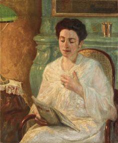 Blog of an Art Admirer: Leonid Osipovich Pasternak (1862-1945) Russian Post Impressionist Painter