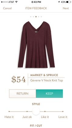 Market and spruce Gevene. I love Stitch Fix! A personalized styling service and it's amazing!! Simply fill out a style profile with sizing and preferences. Then your very own stylist selects 5 pieces to send to you to try out at home. Keep what you love and return what you don't. Only a $20 fee which is also applied to anything you keep. Plus, if you keep all 5 pieces you get 25% off! Free shipping both ways. Schedule your first fix using the link below! #stitchfix @stitchfix. Stitchfix…