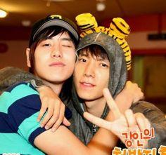 Kyuhyun & Donghae