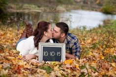 Warm, Fall Engagement Session » she sees photography