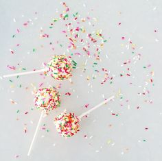 Perfect cake pops! J