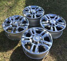 Advertisement Ebay 20 Inch Chevy Silverado High Country 2500 3500 Oem Wheels Rims 2011 2 Chevy Silverado High