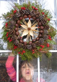 milkweed pods crafts for christmas | Twig and Toadstool: November 2010