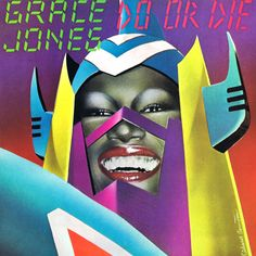 Grace Jones, an icon of Afrofuturism, the subject of The Shadows Took Shape, at the Studio Museum of Harlem
