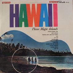 Hawaii Cd Cover, Album Covers, Magic Island, Vinyl Cd, Lost Love, High Tide, Life Design, Stars And Moon, Luau