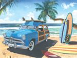 Tropical Murals & Beach Murals - Have A Beach View Year Round - Page 2 | Murals Your Way