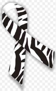Zebra Stripe - Carcinoid Cancer Awareness Ribbons, Cancer Awareness, Pattern, Patterns, Model, Swatch, Mindfulness