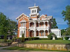 Galena Belvedere Mansion