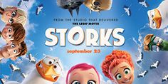 Enter for a chance to win a family trip to the <i>Storks</i> premiere screening!