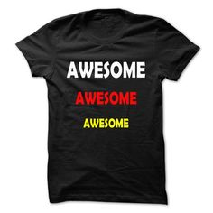 awesome T-shirt - #pullover #denim shirts. THE BEST  => https://www.sunfrog.com/Funny/awesome-T-shirt.html?id=60505