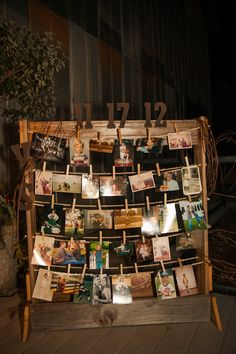 Vintage, Fall, Shabby-chic, Rustic, Southern Wedding.