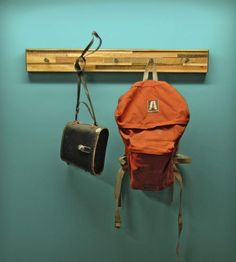 Kubala 5-Hook Coat Rack   Home Decor   Six Finger Studios   Scoutmob Shoppe   Product Detail
