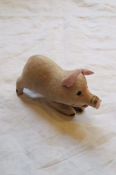 piglet French Nursery, Piglets, Softies, Dinosaur Stuffed Animal, Toys, Pictures, Animals, Activity Toys, Photos
