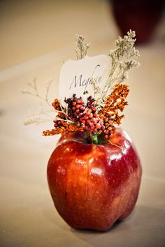 Roundup: 10 Ways to Decorate with Apples » Curbly | DIY Design Community