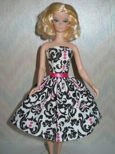 Handmade Barbie clothes