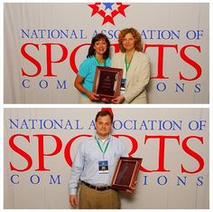 Happy to celebrate our 2006 Outstanding Website Award Winners: Greater Columbus Sports Commission (budget over $200,000) and Seattle Sports Commission (budget under $200,000). Congratulations! #NASCAwardWinners #SportsTourism #SportsBiz