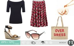 1st December Daily Weather, 1st December, Fashion Forecasting, Cape Town, My Style, Dresses, Vestidos, Dress, Gown
