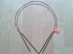 Apuros de una tejedora compulsiva: Dos calcetines a la vez en 2 agujas circulares: Montaje de puntos