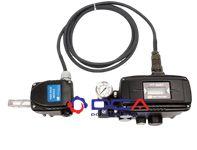 Low air consumption electro-pneumatic smart positioner, fail freeze EExia Zone 0 wth remote sensor