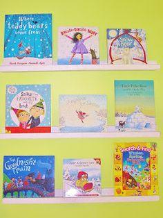 Wonderful winter picture books for kids - Noah's Nook via little island studios