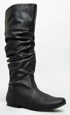 Soda Womens Zulu-S Boot,6 B(M) US,Black PU-kaleesi *** Learn more by visiting the image link.