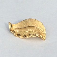 Vintage Goldtone Signature Pin/Brooch By Gerry'S