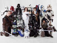 Reunimos os maiores fãs de 'Star Wars' (vídeo)