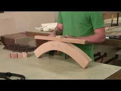 Staged - How to Bend Wood to Make Furniture