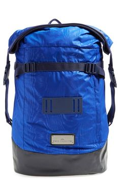 ADIDAS BY STELLA MCCARTNEY Backpack. #adidasbystellamccartney #bags #polyester #backpacks