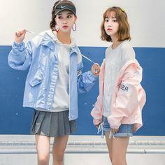 Harajuku students coat SE8717