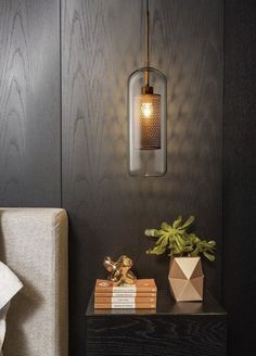 Chiswick Glass Pendant Light – Tudo And Co - All For Decoration Bedside Pendant Lights, Bathroom Pendant Lighting, Bedside Lighting, Mini Pendant Lights, Bedroom Lighting, Bedside Wall Lights, Ceiling Lighting, Wall Lamps, Bedroom Wall Lights