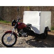 O Triciclo Honda Katuny é ideal para quem procura durabilidade, baixo custo, força e desempenho. Atende as mais diversas necessidades de uso diário. Ele foi desenvolvido a partir da moto Honda 150cc, possui chassi reforçado com estrutura tubular e solda Mig, rodas traseiras aro 13, freio de estacionamento e hidráulico.