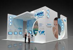 Exhibition Design by Artik Design-Eran Yakobi , via Behance