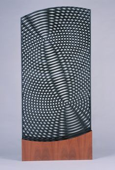20/20 by Mathew Harding 1999, CNC MDF, Jarrah veneer