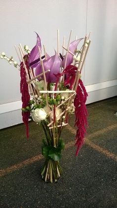 Bouquet fait au CFA (Brevet Pro)