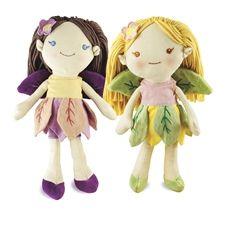 All-Natural Good Earth Fairy Doll