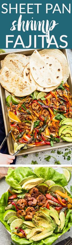 Sheet Pan Shrimp Faj