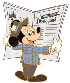 Disney Mickey Mouse, Clipart Mickey Mouse, Mickey Mouse E Amigos, Disney Day, Mickey Mouse And Friends, Cute Disney, Disney Magic, Disney Vintage, Scrapbook Da Disney