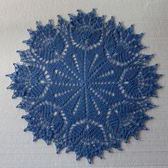 Yet Another Doily by MossyOwls, via Flickr