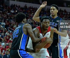 Justise Winslow and Jahlil Okafor
