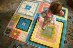 Lady Harvatine: Cats, babies and quilts, amiright?