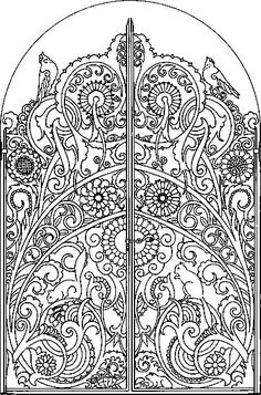 gates coloring page google search