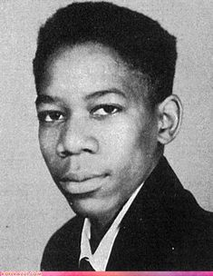 Young Morgan Freeman