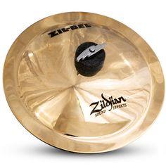Zildjian A20002 9.5-inch ZIL-BEL Large