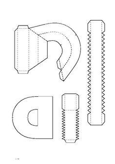 896bd1d7881835ea0c7d9389fc85e99a--d-letters-silhouette-cameo  D Paper Letter Templates on printable box, cut out,
