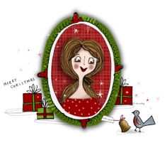 Posts about drawing & illustration written by Kelly Canby Merry Christmas, Christmas Ornaments, Cheer, Holiday Decor, Drawings, Illustration, Art, Merry Little Christmas, Art Background