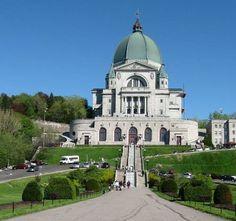 St Joseph's Oratory, Montreal